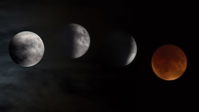 Prepare-se para assistir ao único eclipse lunar total visto do Brasil em 2019