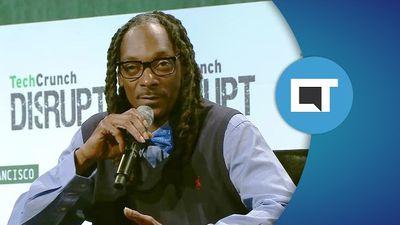 Snoop Dogg e a sua startup para a indústria da maconha [Techcrunch Disrupt | Can