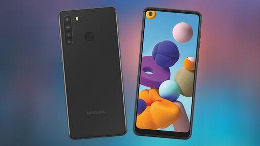 Galaxy A22 5G é listado por varejista e tem preço revelado