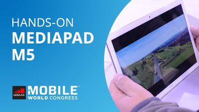 Huawei MediaPad M5 | A nova geração de tablets da marca chinesa