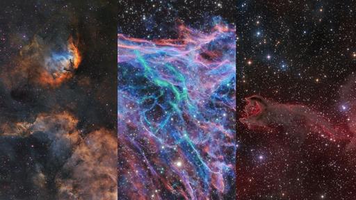 Destaques da NASA: fotos astronômicas da semana (24/07 a 30/07/2021)