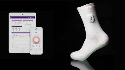 Empresa cria meia tecnológica para detectar úlceras causadas por diabetes