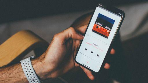 Como compartilhar letras de músicas do Apple Music