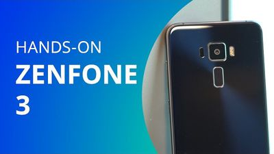 ASUS Zenfone 3 [Hands-on]