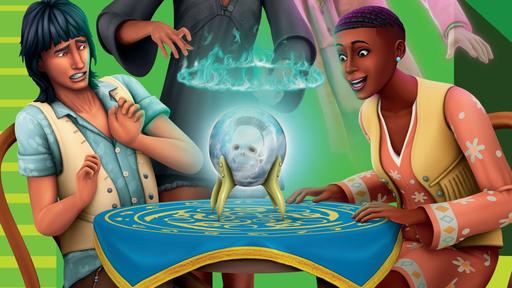 Análise | The Sims 4 Sobrenatural é a coleção de objetos que mais impacta o jogo