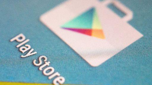 Google Play Store retorna ao tema Material Design