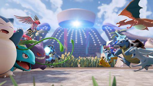 Pokémon UNITE ganha data de lançamento para celulares