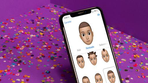 Como salvar Memoji como uma imagem PNG no iPhone