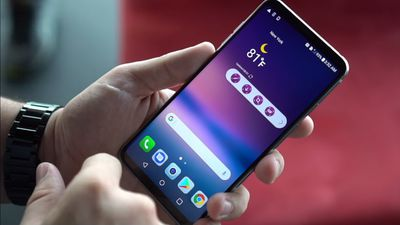 LG anuncia o novo LG V35 ThinQ com Snapdragon 845
