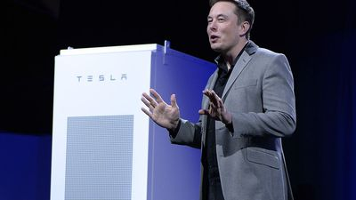 Tesla está construindo a maior bateria de íon-lítio do mundo