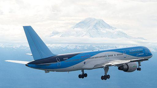 Boeing e NASA irão testar tecnologias ecológicas para aviões
