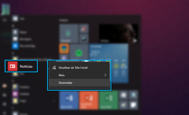 Windows 10 remover apps