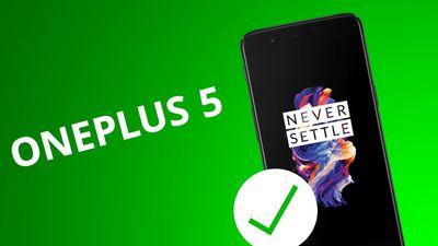 5 motivos para COMPRAR  o OnePlus 5