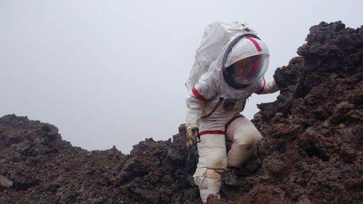 Missão que simulou como seria viver um ano em Marte chega ao fim