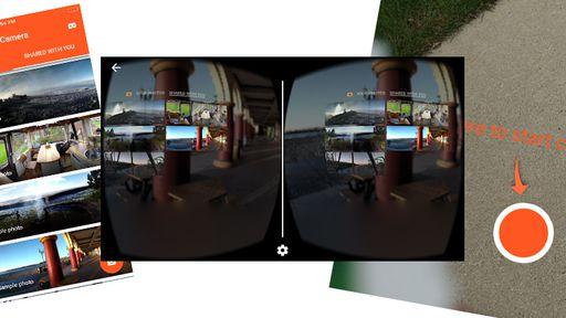 Google lança app de captura de imagens 360 para iOS