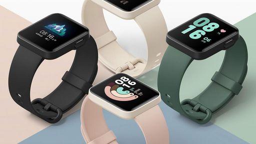 Relógio Redmi Watch é oficializado com bateria de até 12 dias