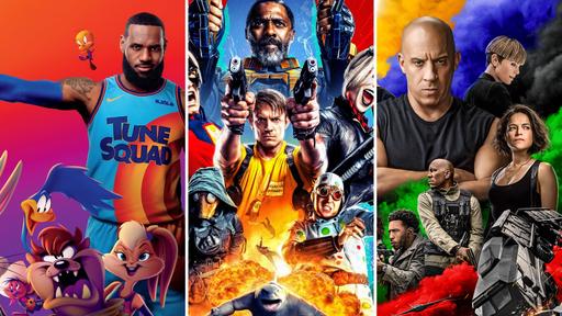 Os 10 filmes mais pirateados da semana (08/08/2021)