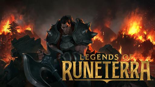 Quais são os melhores decks de Legends of Runeterra