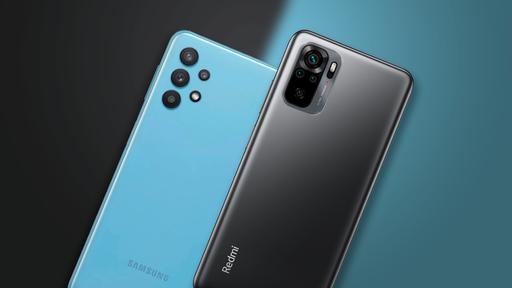 Galaxy A32 vs Redmi Note 10: qual é o melhor baratinho com 4G?