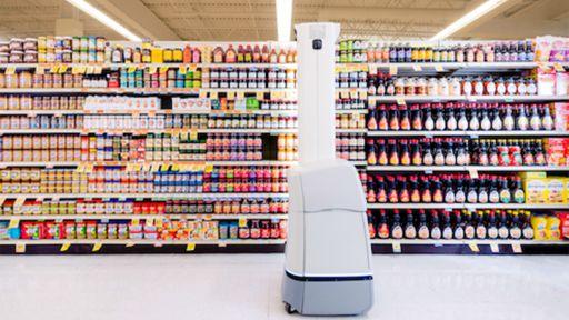 Humanos estão roubando empregos de robôs no Walmart