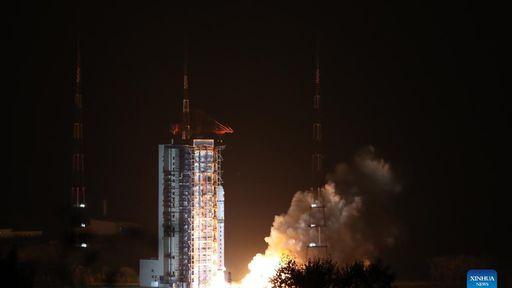 China lança seu primeiro observatório solar; missão durará pelo menos três anos