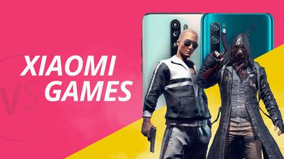 REDMI NOTE 8 PRO vs MI NOTE 10 no FREE FIRE e PUBG