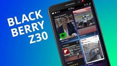 BlackBerry Z30: agora a coisa ficou séria! [Análise]