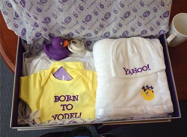 Enxoval Yahoo