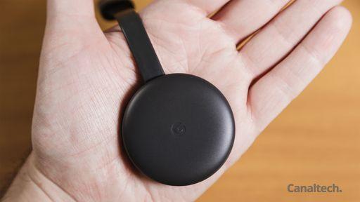Novo Chromecast é lançado no Brasil