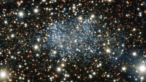 Galáxias anãs difusas e solitárias nascem em redemoinhos de matéria escura