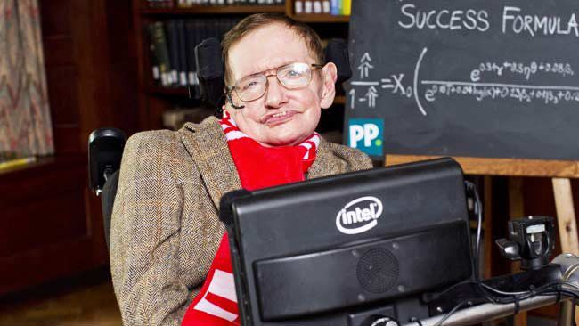 Stephen Hawking disponibilizará software que o ajuda a se comunicar de graça
