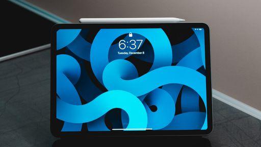 Como trocar o papel de parede do iPad