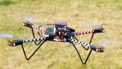O que é drone?
