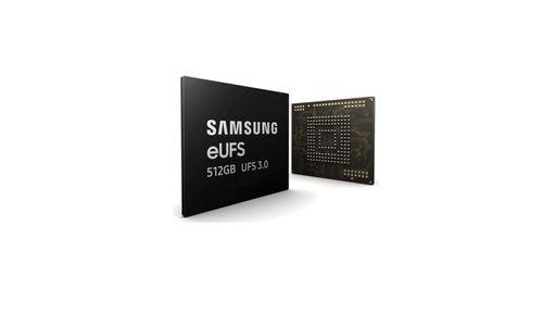 Mais rápido e eficaz, UFS 3.1 deve estrear no Galaxy S20