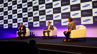 Em evento, Samsung anuncia oficialmente Galaxy S4, Mega e Note 8 no Brasil