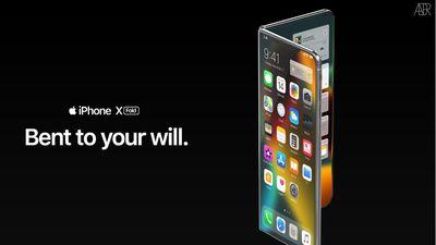 Designer imagina como poderia ser o visual de um iPhone X dobrável