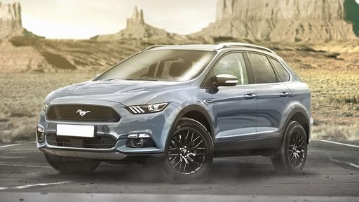Ford mostrará SUV elétrico inspirado no Mustang em novembro