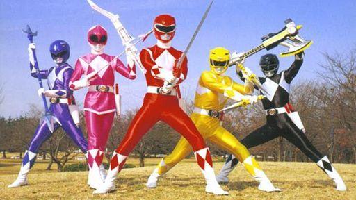 Atores originais não foram convidados para novo filme dos Power Rangers
