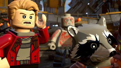 LEGO Marvel Super Heroes 2 ganha DLC de Guardiões da Galáxia Vol. 2