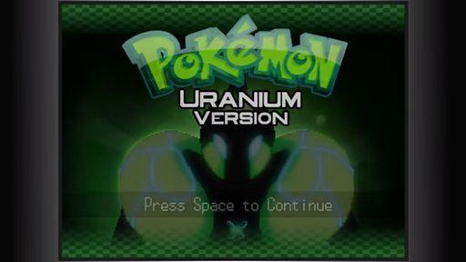 Pokémon Uranium sai do ar após notificações da Nintendo