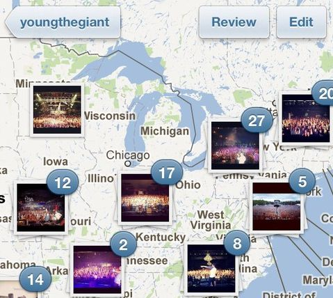 Photo Map Instagram 3.0