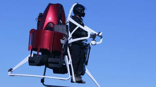 Por R$ 62 mil, você pode ter seu próprio jetpack