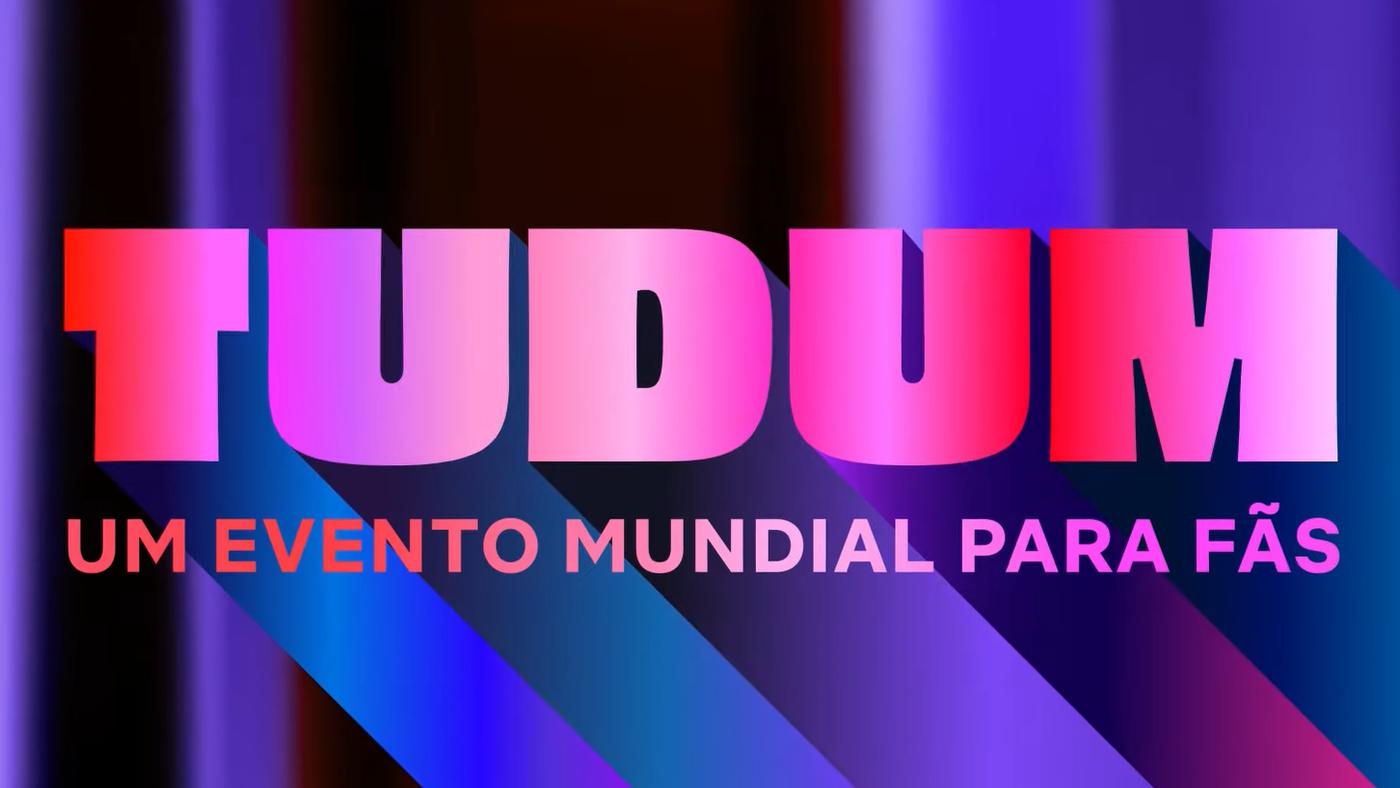 Tudum   Netflix anuncia evento online e gratuito para fãs; veja como  participar - Canaltech