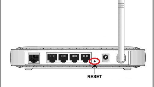 Corrija a conexão lenta da internet apenas resetando o seu roteador