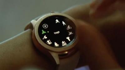 Atualização de app oficial da Samsung mostra versão esportiva do Galaxy Watch