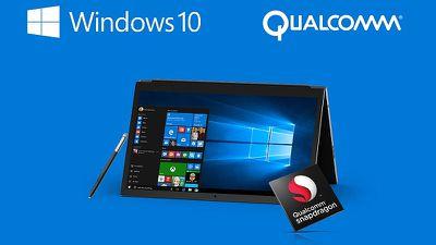 Próximo Snapdragon será capaz de rodar Windows 10, afirma Qualcomm