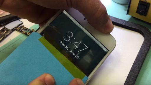Apple é processada por falha no touchscreen dos iPhones 6 e 6 Plus