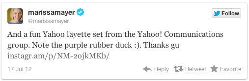 Tweet Mayer 2