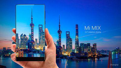 Loja vaza configurações do Xiaomi Mi MIX 2