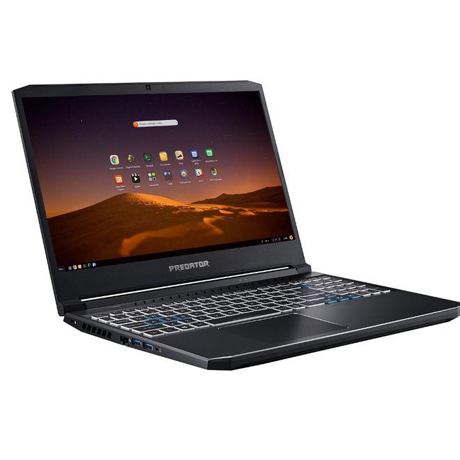 Predator Helios 300 é a opção intermediária de notebooks gamer da Acer